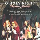 O Holy Night Christmas Favorites Galway Stoltzman Mitchell + Fiedler Boston Pops Orch
