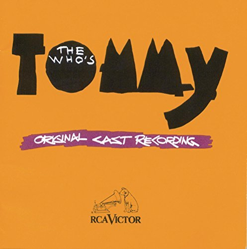 Tommy Original Cast Recording Music By Who