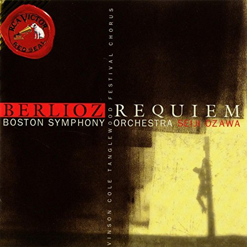H. Berlioz Requiem Ozawa Boston So