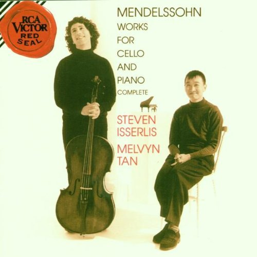 F. Mendelssohn Son Vcl 1 Song Without Words &