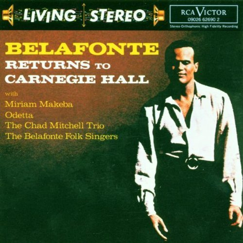 Harry Belafonte Belafonte Returns To Carnegie