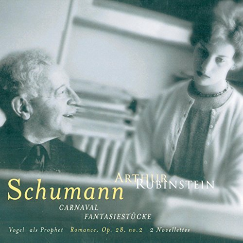 Artur Rubinstein Collection Vol. 51 Schumann Ca Rubinstein (pno)
