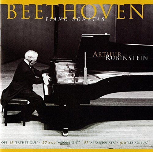 Artur Rubinstein Vol. 56 Collection Beethoven S Rubinstein (pno)