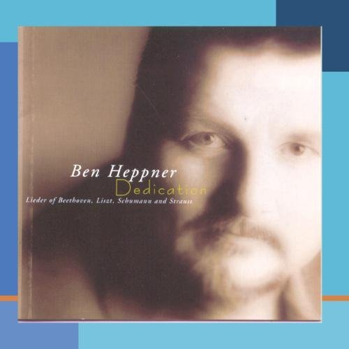 Heppner Dedication CD R