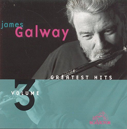 James Galway Vol. 3 Greatest Hits Galway (fl)