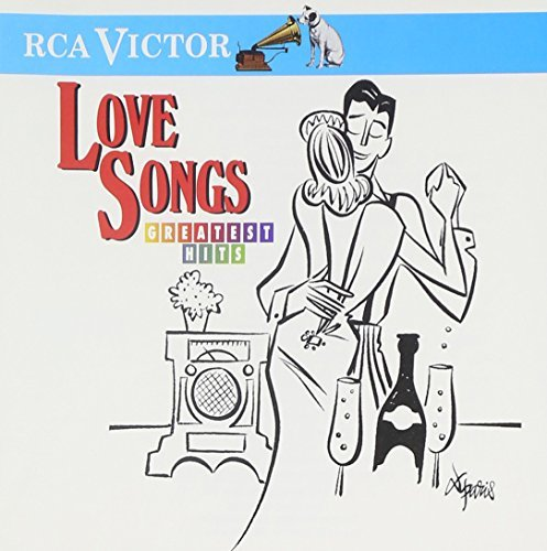 Love Songs Greatest Hits Love Songs Greatest Hits Sinatra Dorsey Miller Clinton Rca Victor Greatest Hits