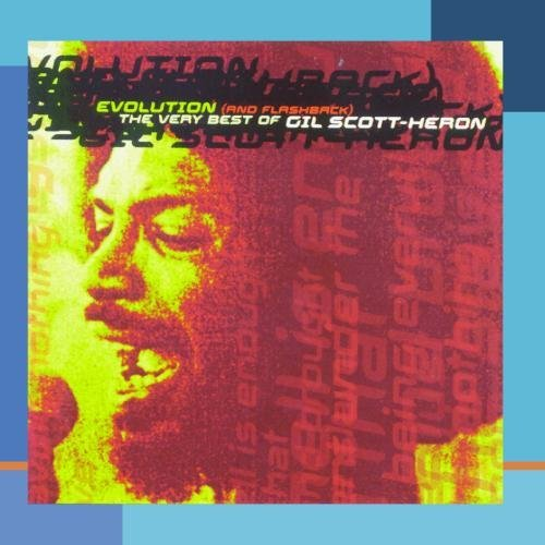 Gil Scott Heron Evolution (& Flashback) Very B