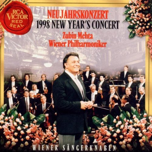 Zubin Mehta New Year's Concert! 1998