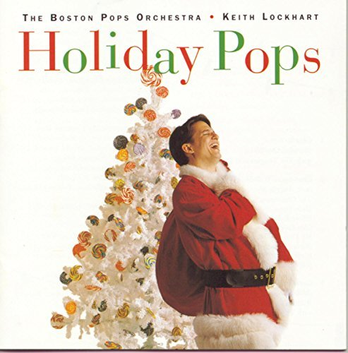Boston Pops Orchestra Holiday Pops Lockhart Boston Pops Orch