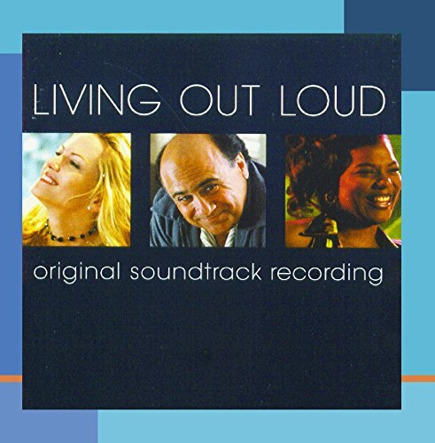 Living Out Loud Soundtrack CD R Queen Latifah Anderson Ja Brownstone Torme Martin Devito