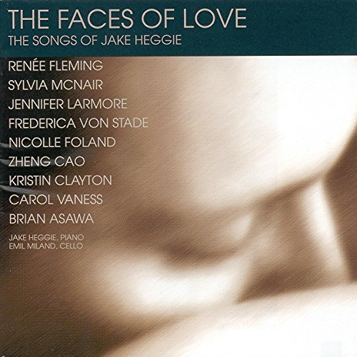 J. Heggie Faces Of Love Fleminf Mcnair Von Stade &