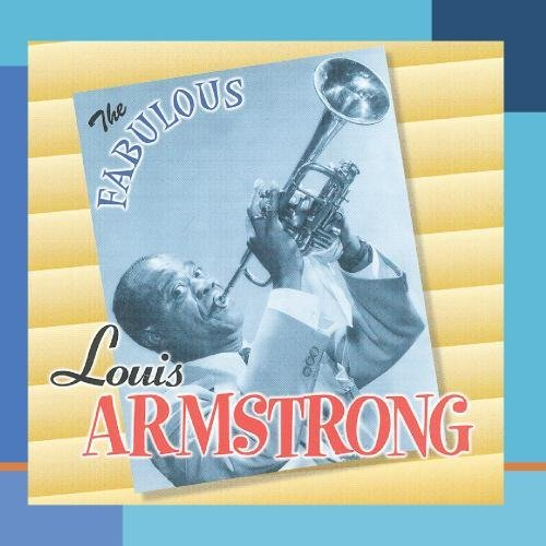 Louis Armstrong Fabulous Louis Armstrong CD R