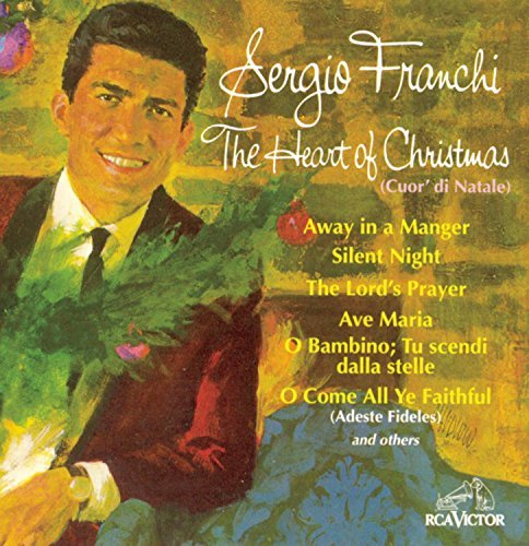 Sergio Franchi Heart Of Christmas
