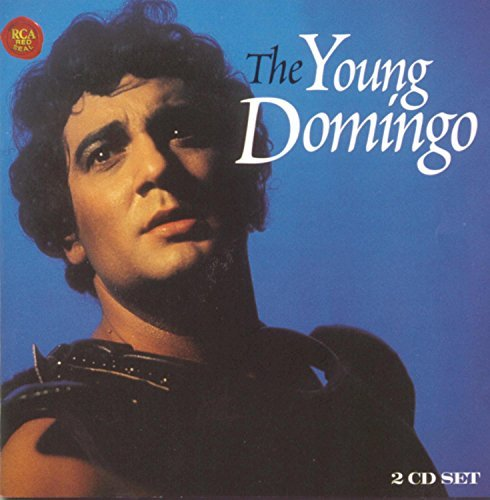 Placido Domingo Young Domingo Domingo (ten)