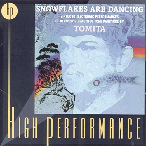 Isao Tomita Snowflakes Are Dancing Tomita (syn) Remastered