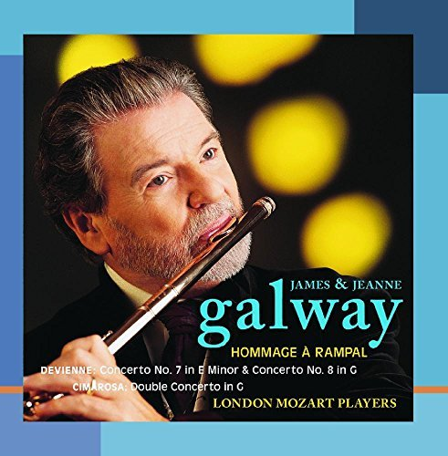 James Galway Hommage A Rampal Galway (fl) London Mozart Players
