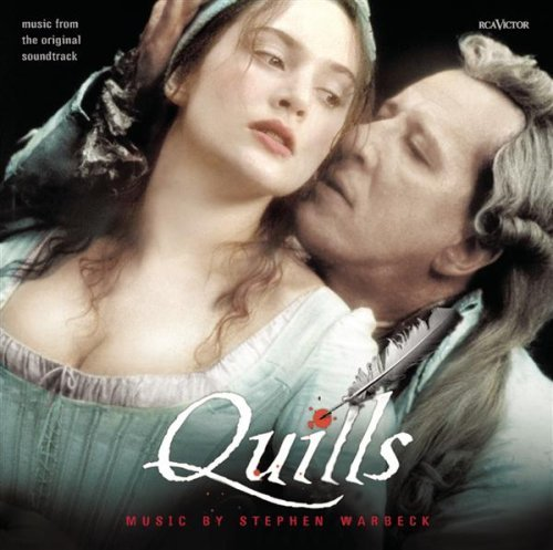 Quills Score Music By Stephen Warbeck