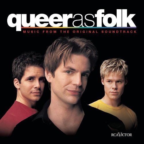 Queer As Folk Tv Soundtrack CD R