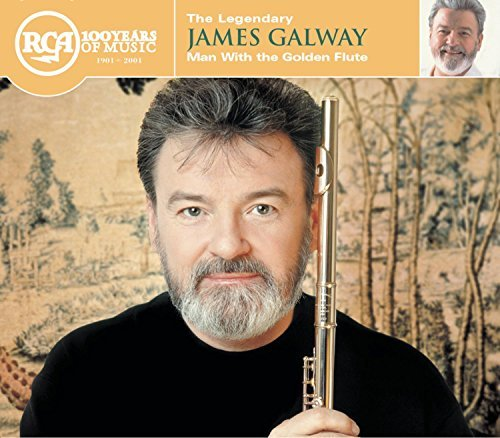 James Galway Man With The Golden Flute Galway (fl)