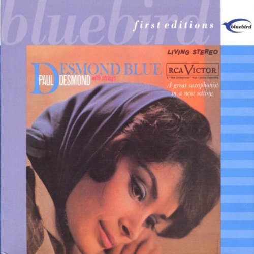Desmond Paul Desmond Blue First Editions