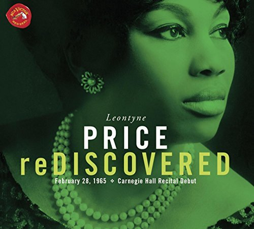 Leontyne Price Rediscovered Price (sop)