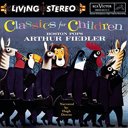 Arthur Fiedler Classics For Children Fiedler Boston Pops Orch