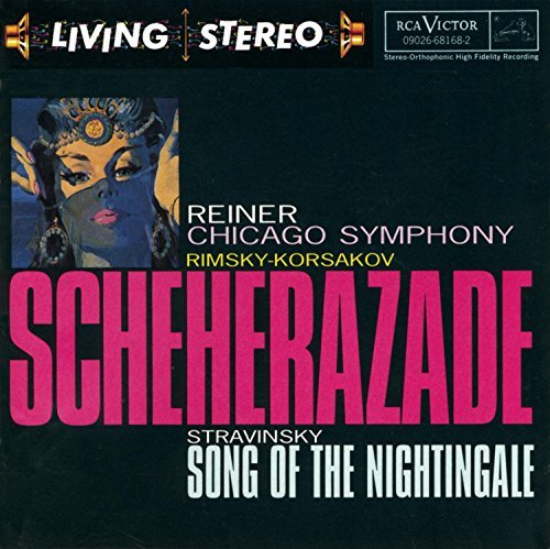 Rimsky Korsakov Stravinsky Scheherazade Songs Of Nighting Reiner Chicago So