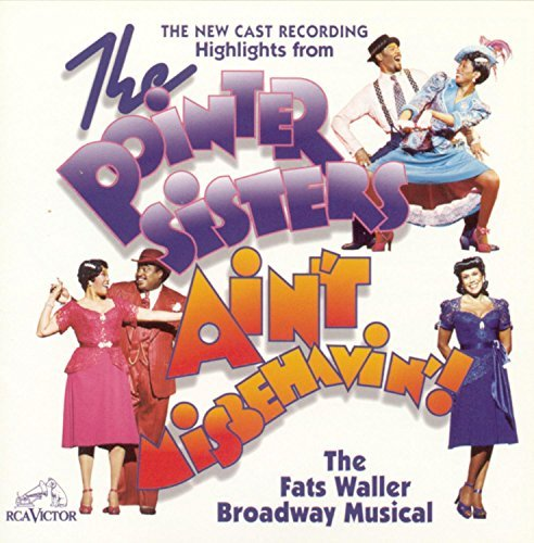 Cast Recording Ain't Misbehavin' Made On Demand
