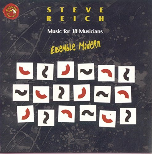 S. Reich Music For 18 Musicians Ens Modern