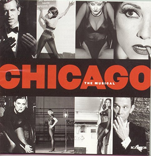 Cast Recording Chicago Music By John Kander