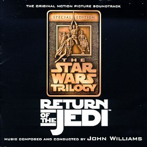 Star Wars Return Of The Jedi Soundtrack Music By John Williams Lmtd Ed. 2 CD 2 Cass Set