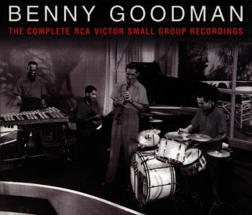Benny Goodman Complete Small Group 3 CD Set