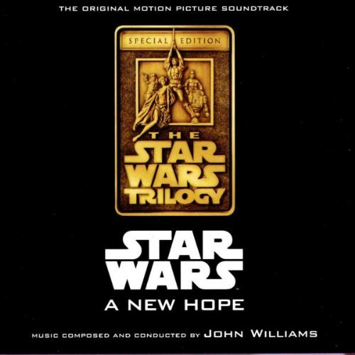 Star Wars New Hope Soundtrack Music By John Williams 2 CD Set