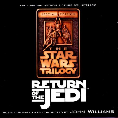 Star Wars Return Of The Jedi Soundtrack Music By Jonh Williams 2 CD Set