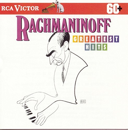S. Rachmaninoff Greatest Hits Janis Moffo Brailowsky Stott & Various