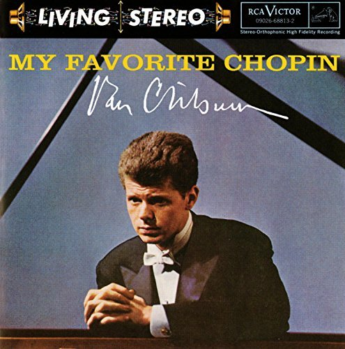 Van Cliburn My Favorite Chopin Remastered Cliburn (pno)