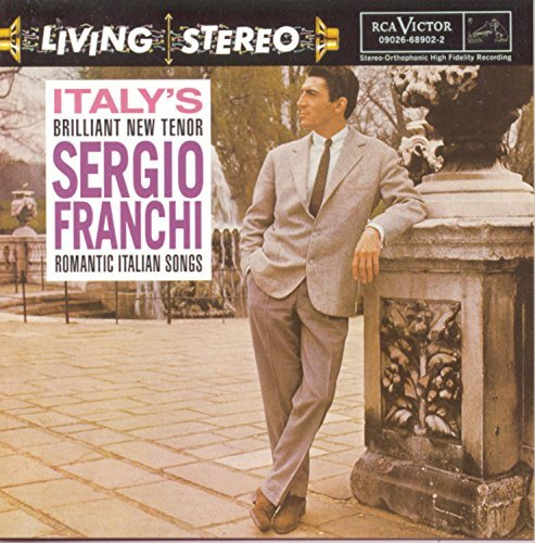 Sergio Franchi Romantic Italian Songs