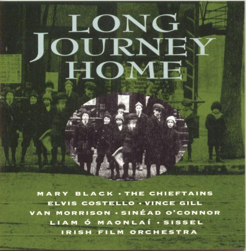 Long Journey Home Irish In Ame Tv Soundtrack Morrison Costello Chieftains Gill O'connor Ivers Moloney