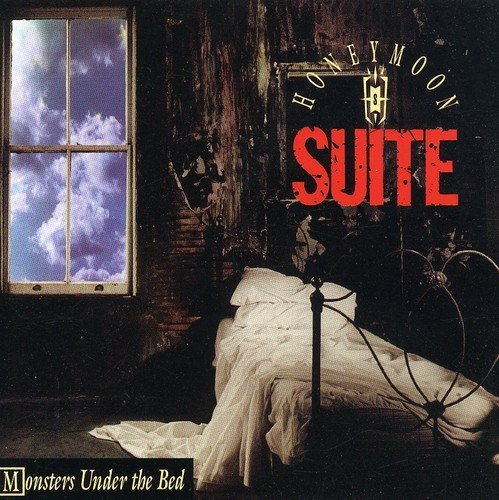 Honeymoon Suite Monsters Under The Bed Import Can