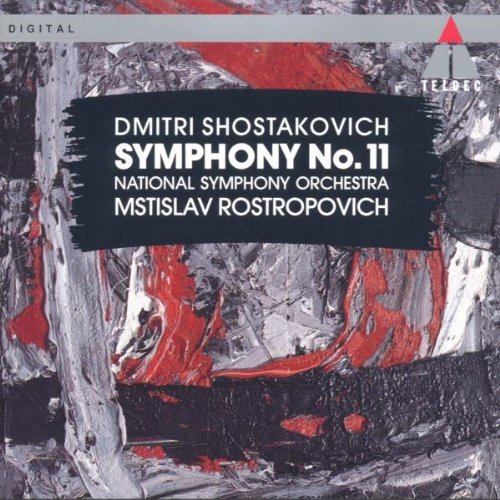 D. Shostakovich Sym 11 Rostropovich Natl So