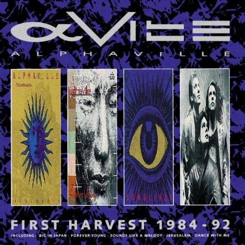 Alphaville First Harvest 1984 92 Import Gbr