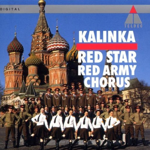Terentiev Knipper Blanter Glin Kalinka Red Star Red Army Chorus
