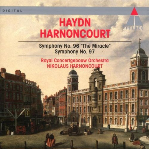 Haydn Harnoncourt Symphonies 96 & 97