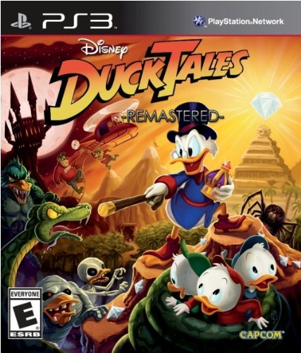 Ps3 Ducktales Remastered Capcom U.S.A. Inc. E