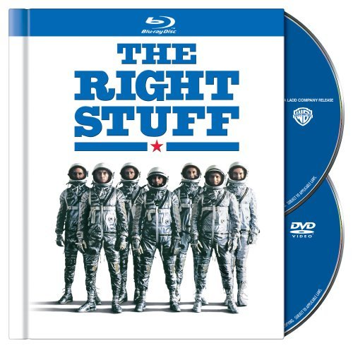 Right Stuff Right Stuff Blu Ray Ws 30th Anniv. Pg 2 Br Incl. Book