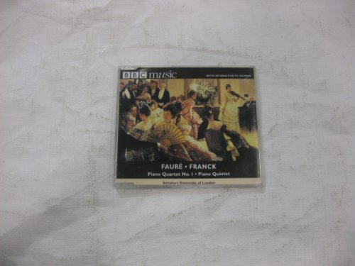 CD Bbc Music Faure Franck Piano Quartet No.1 Pia