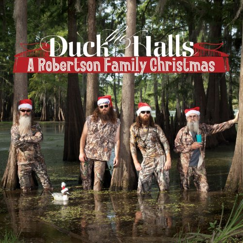 Duck Dynasty Duck The Halls A Robertson Family Christmas DVD