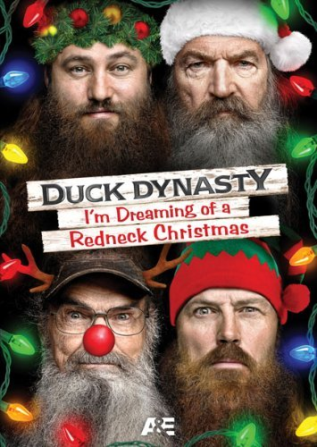 Duck Dynasty I'm Dreaming Of A Redneck Christmas DVD Nr