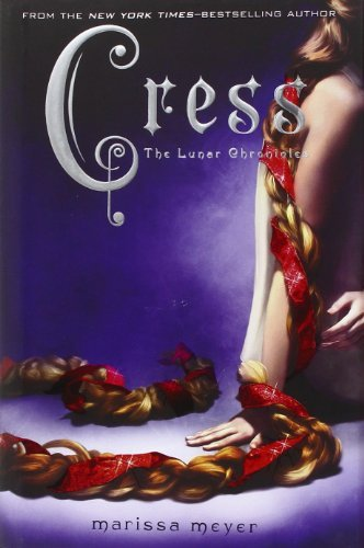 Marissa Meyer Cress