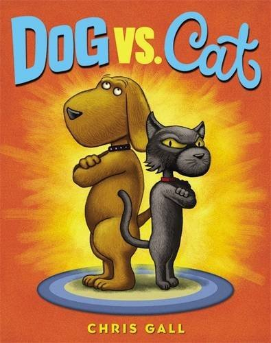 Chris Gall Dog Vs. Cat